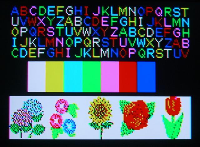 PICマイコンによるカラーコンポ...