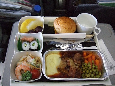 Airline meals of Lufthansa